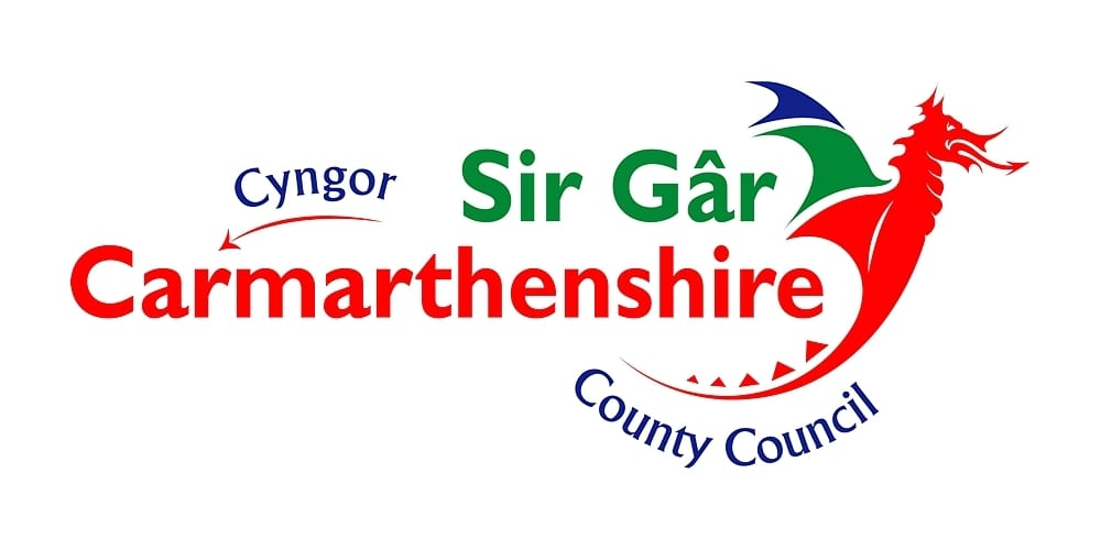 Carmarthenshire County Council website